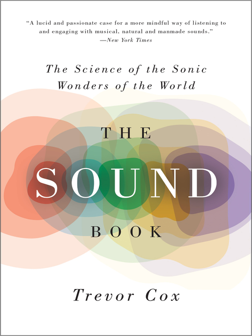 The Sound Book Mech pbk. front.indd